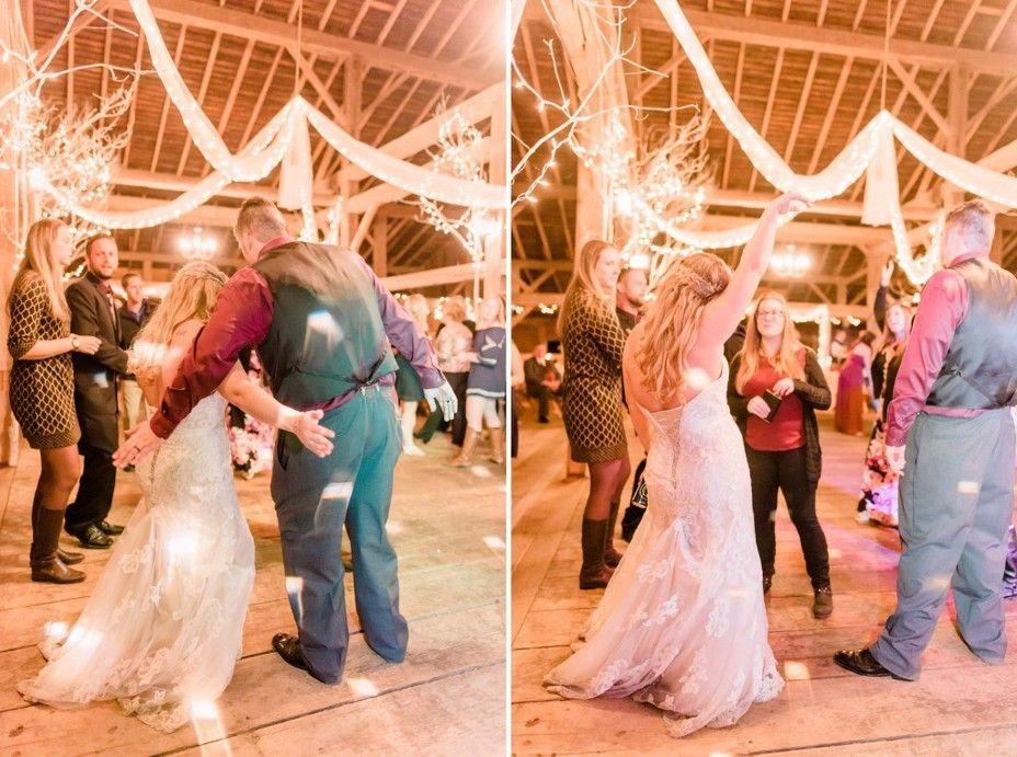 Crooked Road Barn Indiana Wedding