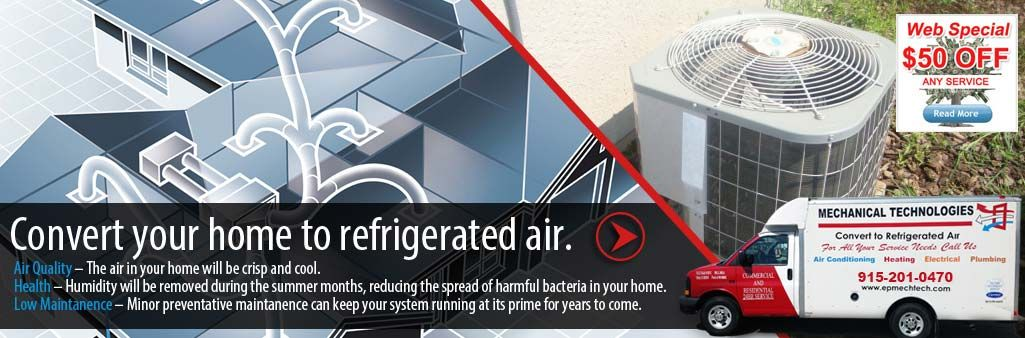 Air Conditioning El Paso Heating Cooling Technology Heating