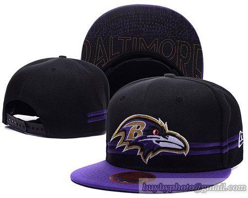 624efa6a Baltimore Ravens Snapbacks Caps Retro Flat Hat A Stripe   Baltimore ...
