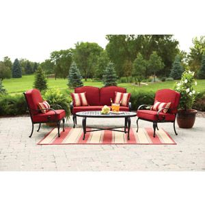 Better Homes And Gardens Patio Set Replacement Cushions