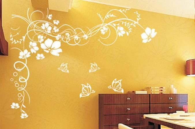 Flowery Backgrounds To Paint On Wall Dandelion Of Memory 224