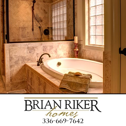 Bathroom Home Remodeling In Greensboro Nc  Brian Riker Homes Cool Bathroom Remodeling Greensboro Nc Decorating Design