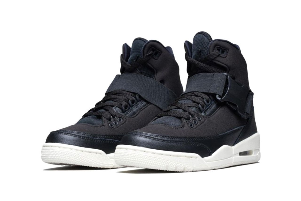 newest 6ca9d c7033 The Air Jordan 3 Gets a High-Top Makeover | JUST FEELING ...