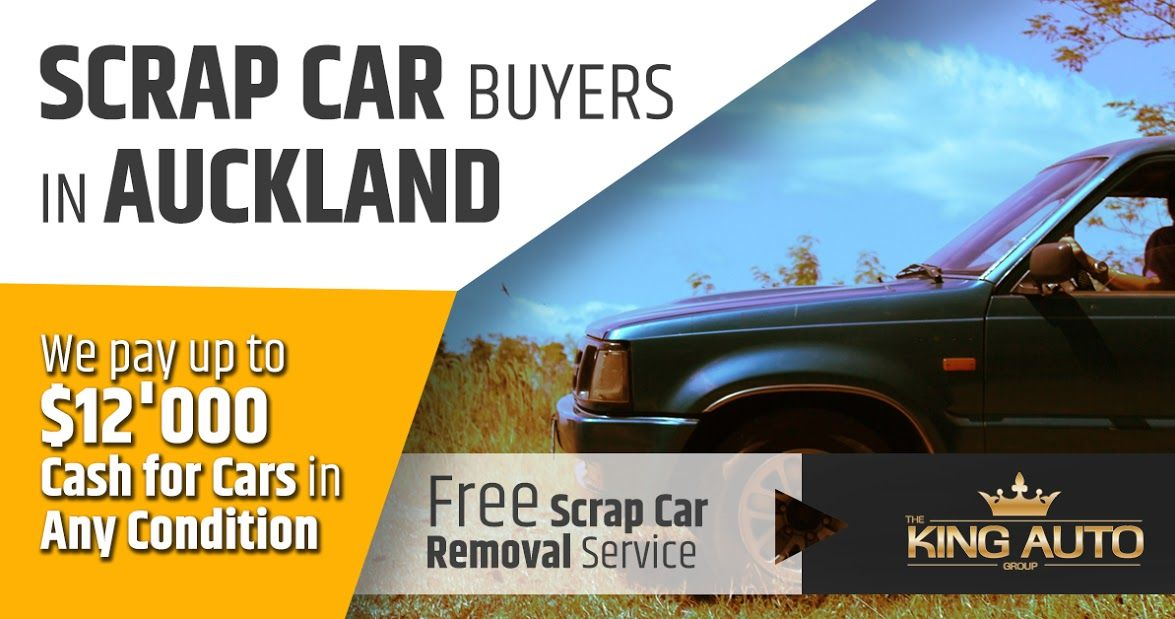 Cash For Cars Auckland Old Used Scrap Junk Unwanted