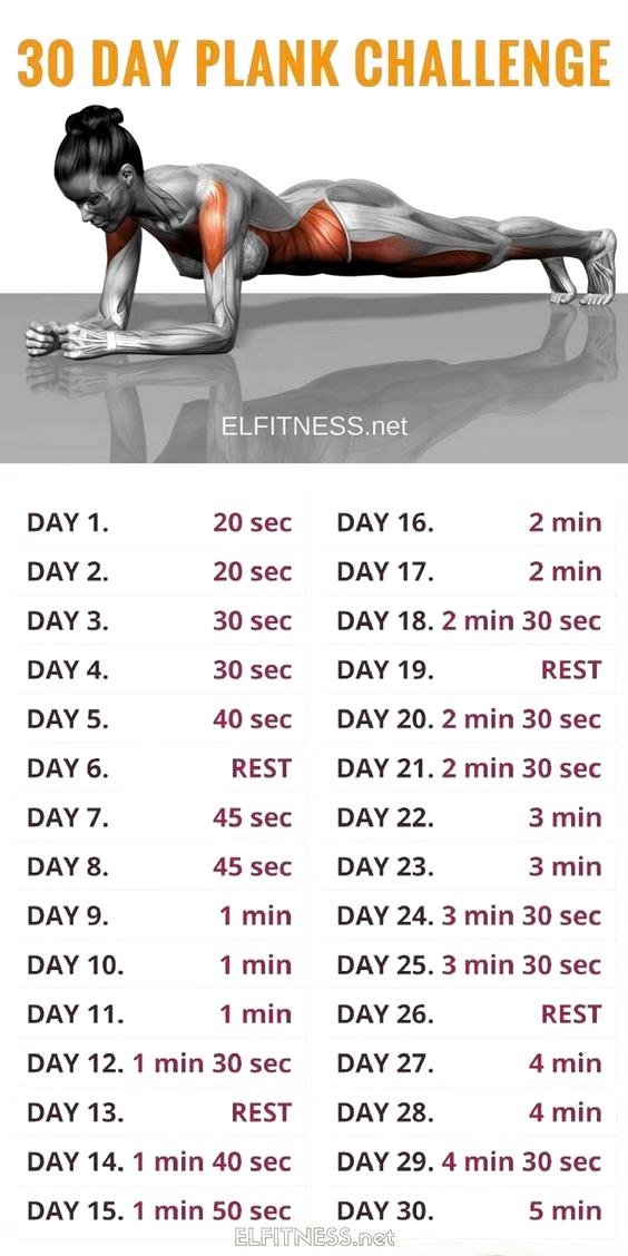 Photo of 30 Tage Plank Challenge und hier ist was passiert! – #Challenge #Day #Happened # …