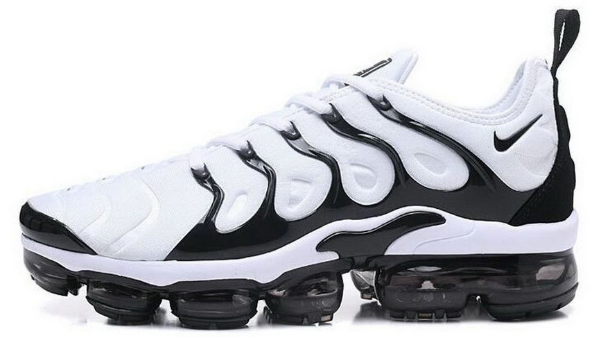 release date 5b852 e2486 Nike Air Max Plus TN TN 2018 White Black 40 45 New 2018 Shoe
