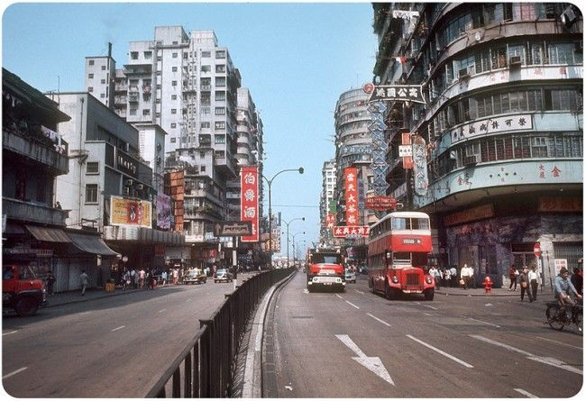 Old Hong Kong In Color Photos From 1953 1985 1 650X445 Pic -8244