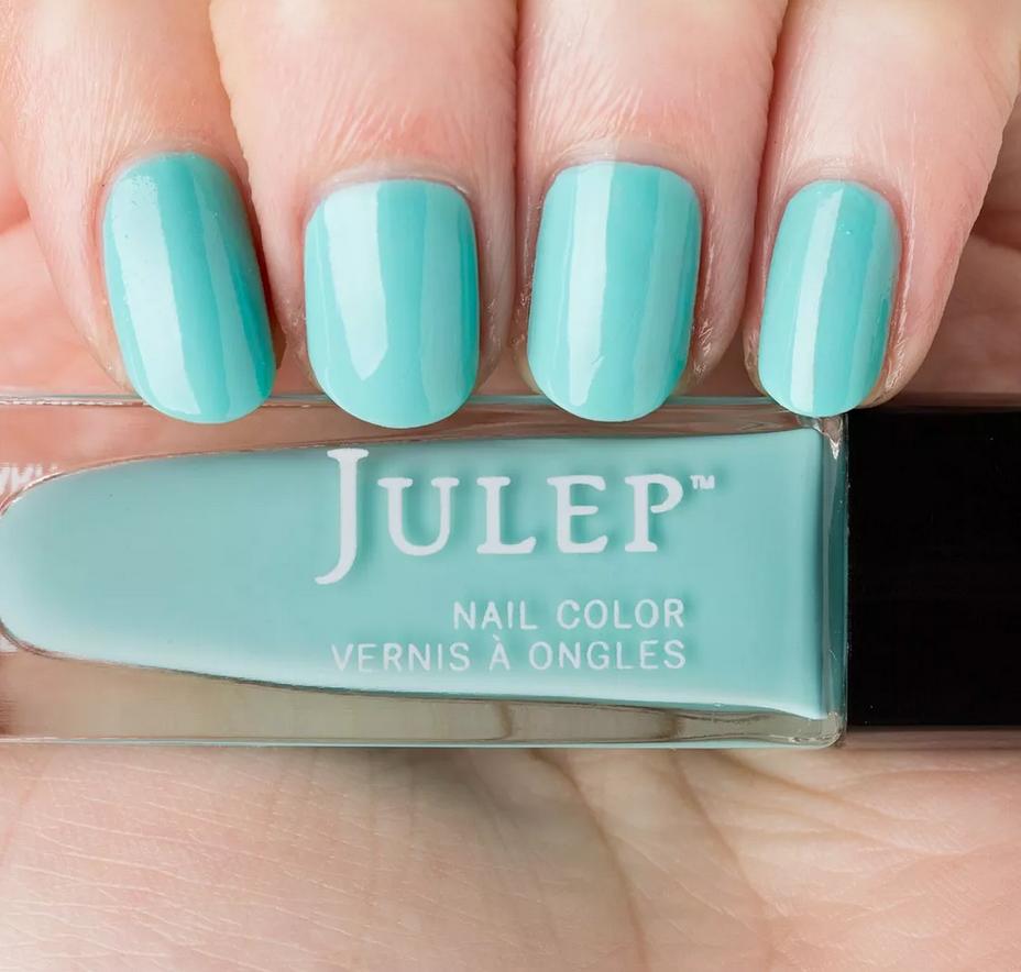 Julep | Alyssa | It Girl | Beachside turquoise crème | \