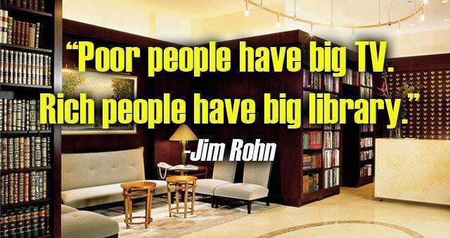 Rich vs poor books, help!!!?
