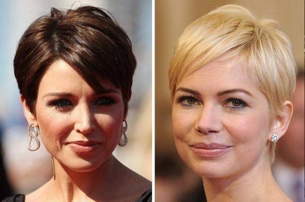 Идеи! Модных стрижек на короткие волосы 2019 2020 женских ...