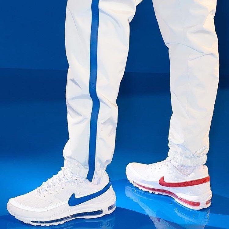Skepta x Nike Air Max 97 BW in 2019 | SNEAKERS | Sneakers