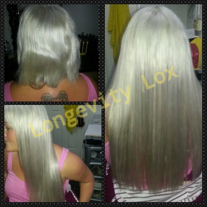 Silver Hair Extensionsr The Wow Factor Beautiful 20 Inch