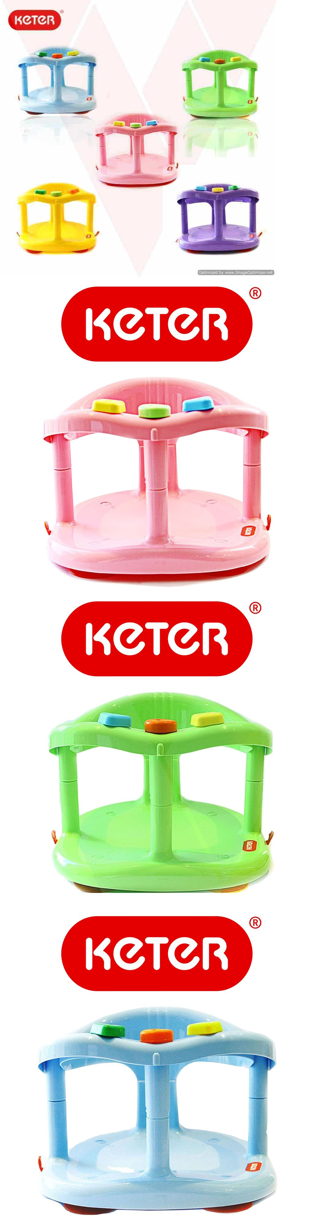 Keter - Baby Bath Tub Ring Seat Free Fast Shipping from USA | Bath ...