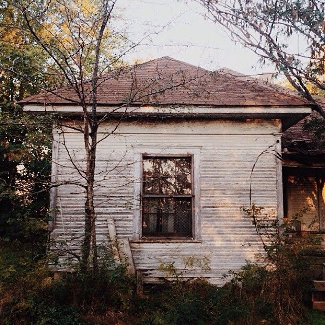 Abandoned Home // Texas (With Images)