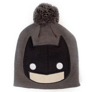 54945a0c1 This DC Comics Black and Grey Batman Beanie Hat by Funko is awesome ...