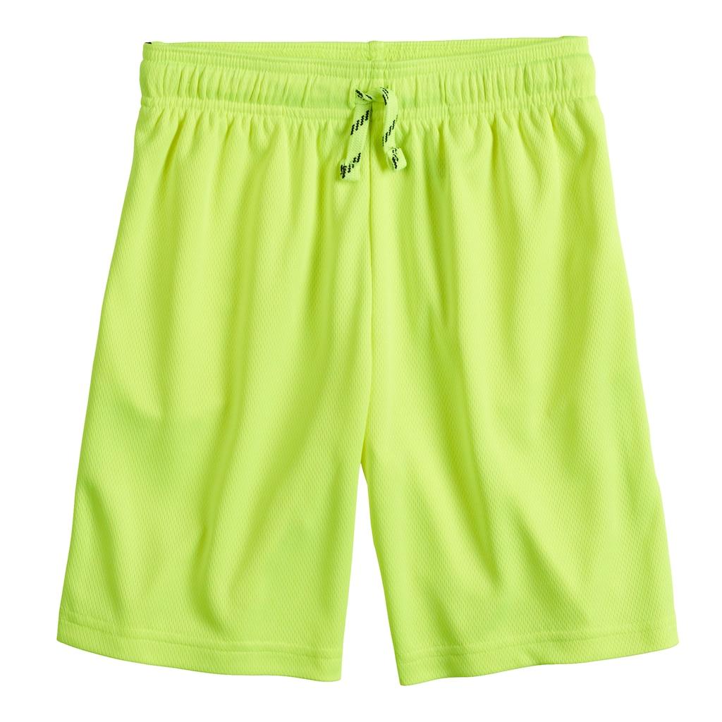8eca445dfb Boys 4-12 Jumping Beans Mesh Side Striped Active Shorts, Boy's, Brt ...