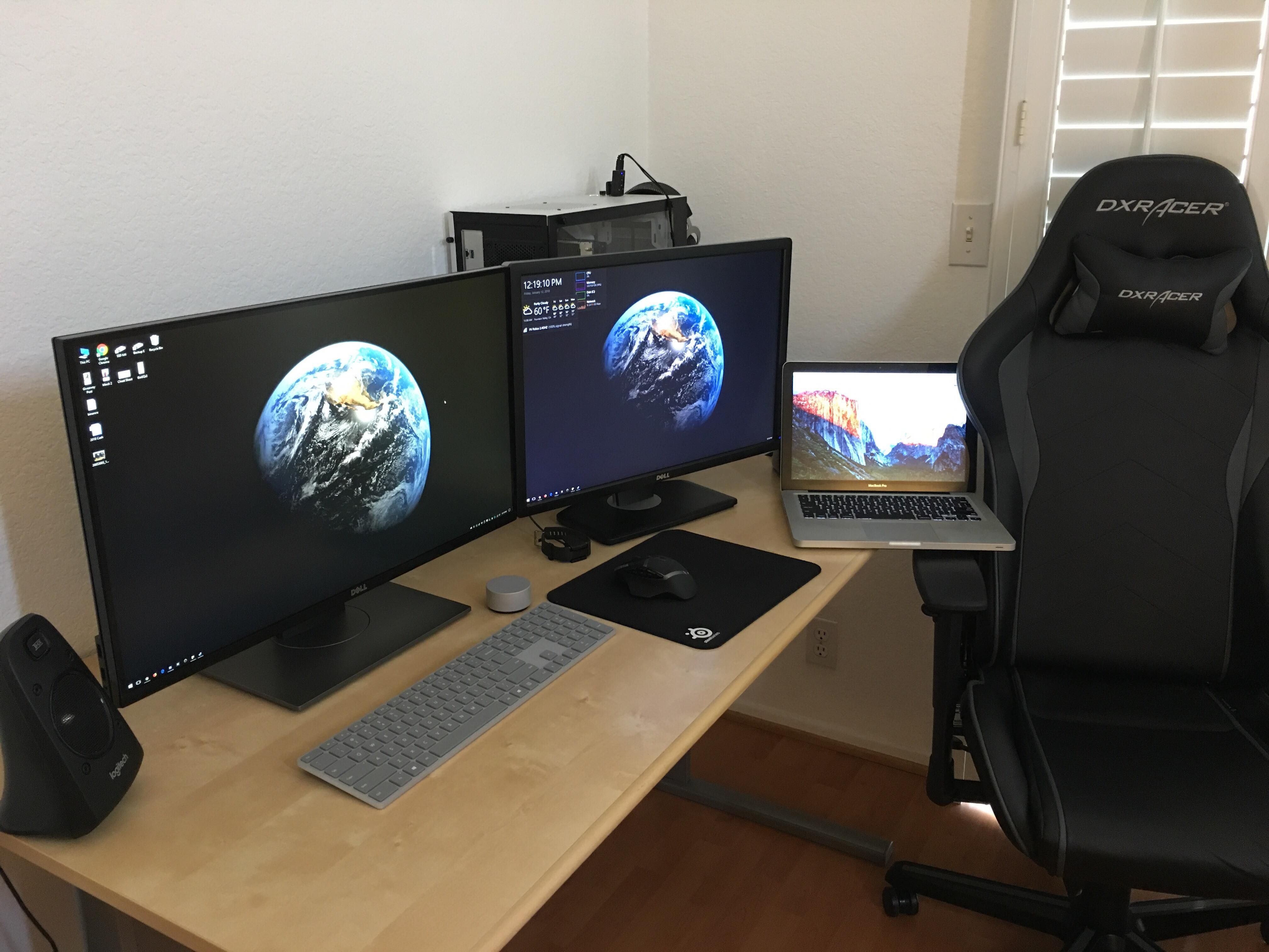 Simplicity 2018. Work Casual Gaming station. Gaming