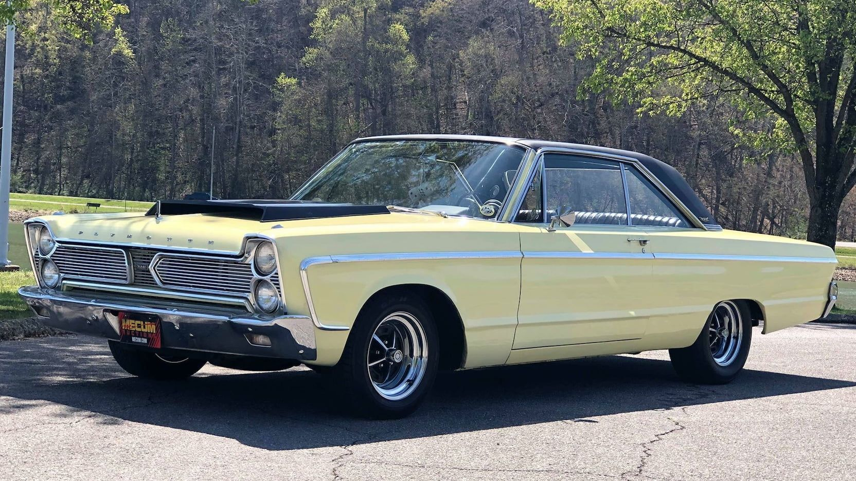 1966 Plymouth Fury Vip Presented As Lot W21 At Indianapolis In Plymouth Fury Fury Plymouth