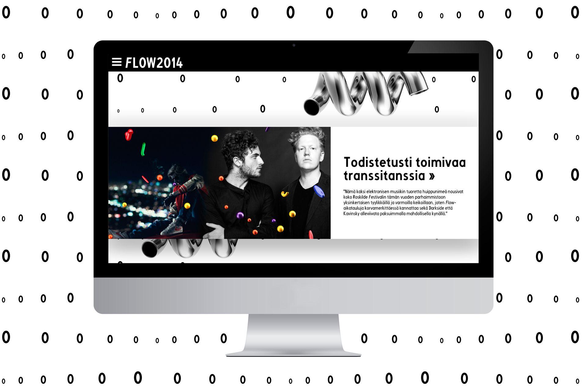 Flow Festival 2014 — Tsto