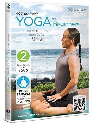 rodney yee's yoga dvd  yoga poses advanced yoga