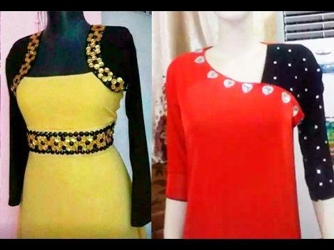 اجمل موديلات فساتين بيت خياطة دشاديش Dchadiche Women Fashion Long Sleeve Blouse