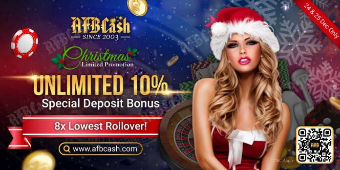 Christmas Unlimited Application 2020 Christmas Unlimited Deposit Bonus Online Casino Malaysia 2020