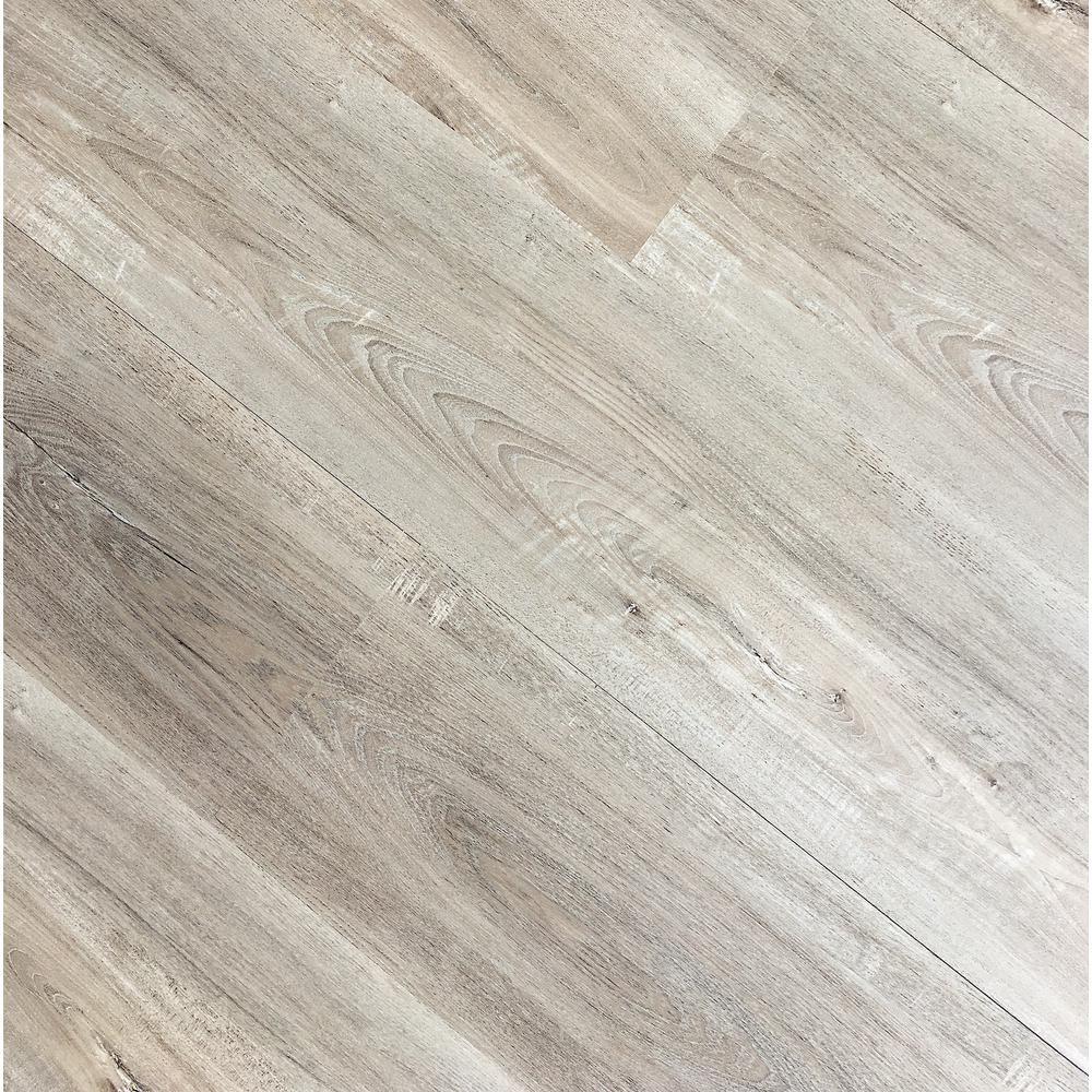 Deco Products Take Home Sample Hydrostop Tropical Cape Floor And Wall Diy Rigid Core Spc Click Floating Vinyl Plank 7 In X 6 In Srcv4 In 2020 Vinyl Plank Flooring Waterproof Flooring