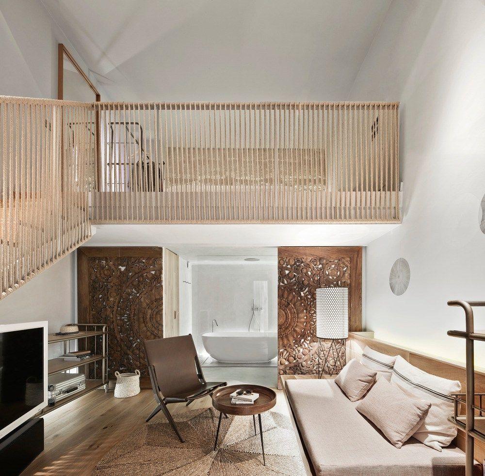 Hotel Design na Espanha - Puro Hotel Palma | Quartos, Sisal and ...