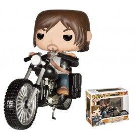 Pop! Rides: The Walking Dead - Daryl's Bike
