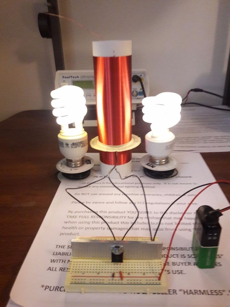 Tremendous Details About Fully Assembled Mini Tesla Coil Slayer Exciter Made In Wiring 101 Mentrastrewellnesstrialsorg