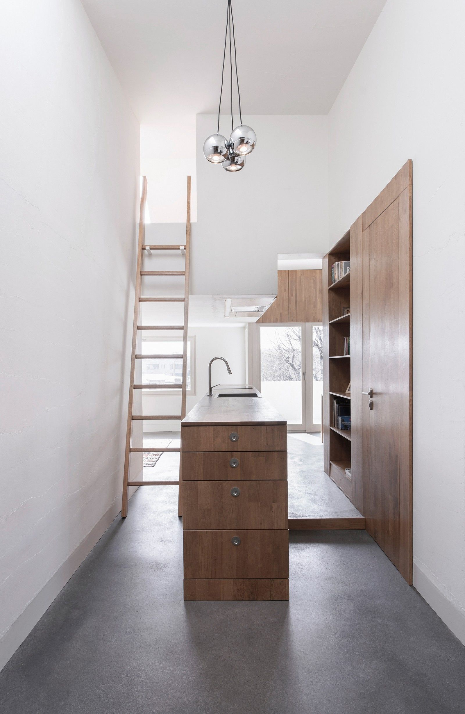 Archello minimal pinterest attic interiors and kitchens