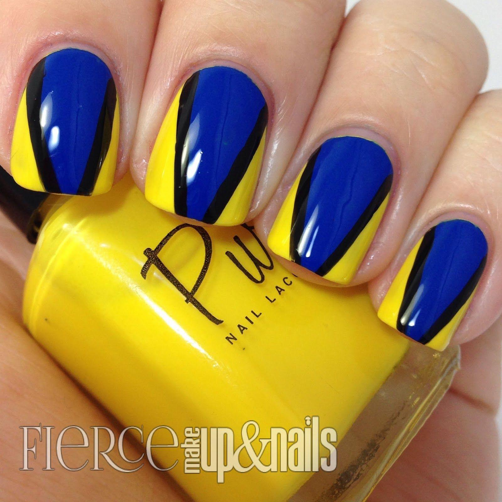 Fierce makeup and nails nail nails nailart dianas nail art fierce makeup and nails nail nails nailart prinsesfo Choice Image