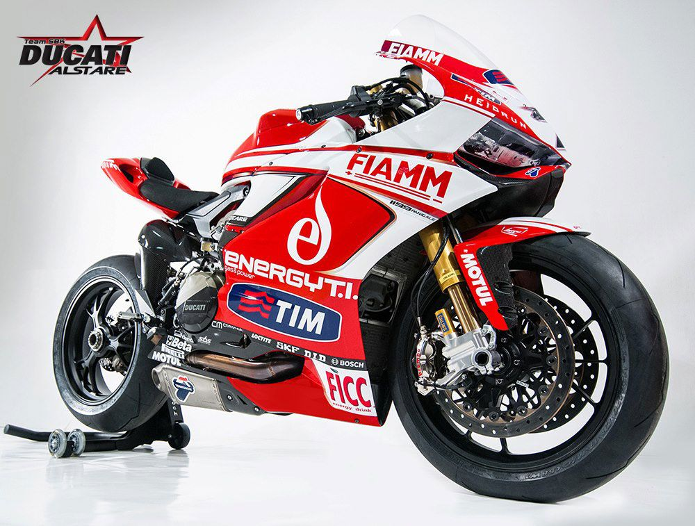 Videos: Alstare Says Goodbye to Suzuki and Hello to Ducati Photo