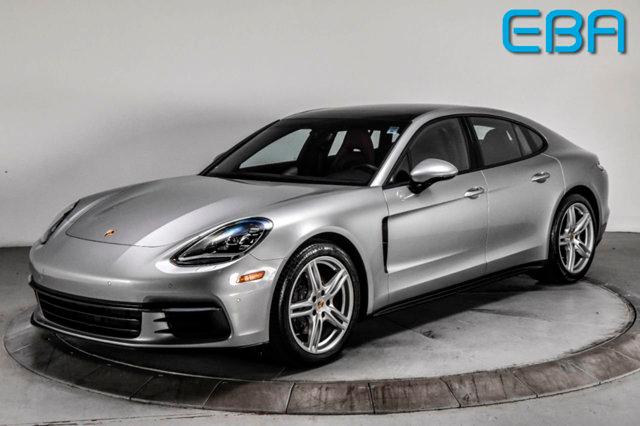 2018 Used Porsche Panamera At Elliott Bay Auto Brokers Serving Seattle Wa Iid 18974395 With Images Porsche Panamera Used Porsche Porsche