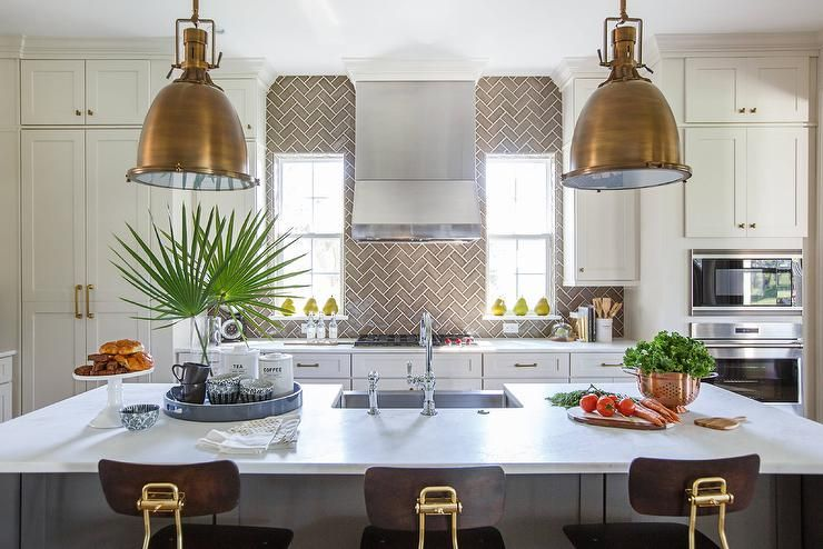 Open Floor Plan White And Warm Wood Designer Kitchens Kitchen Cabinets Color Combination Kitchen Design Kitchen Cabinet Colors