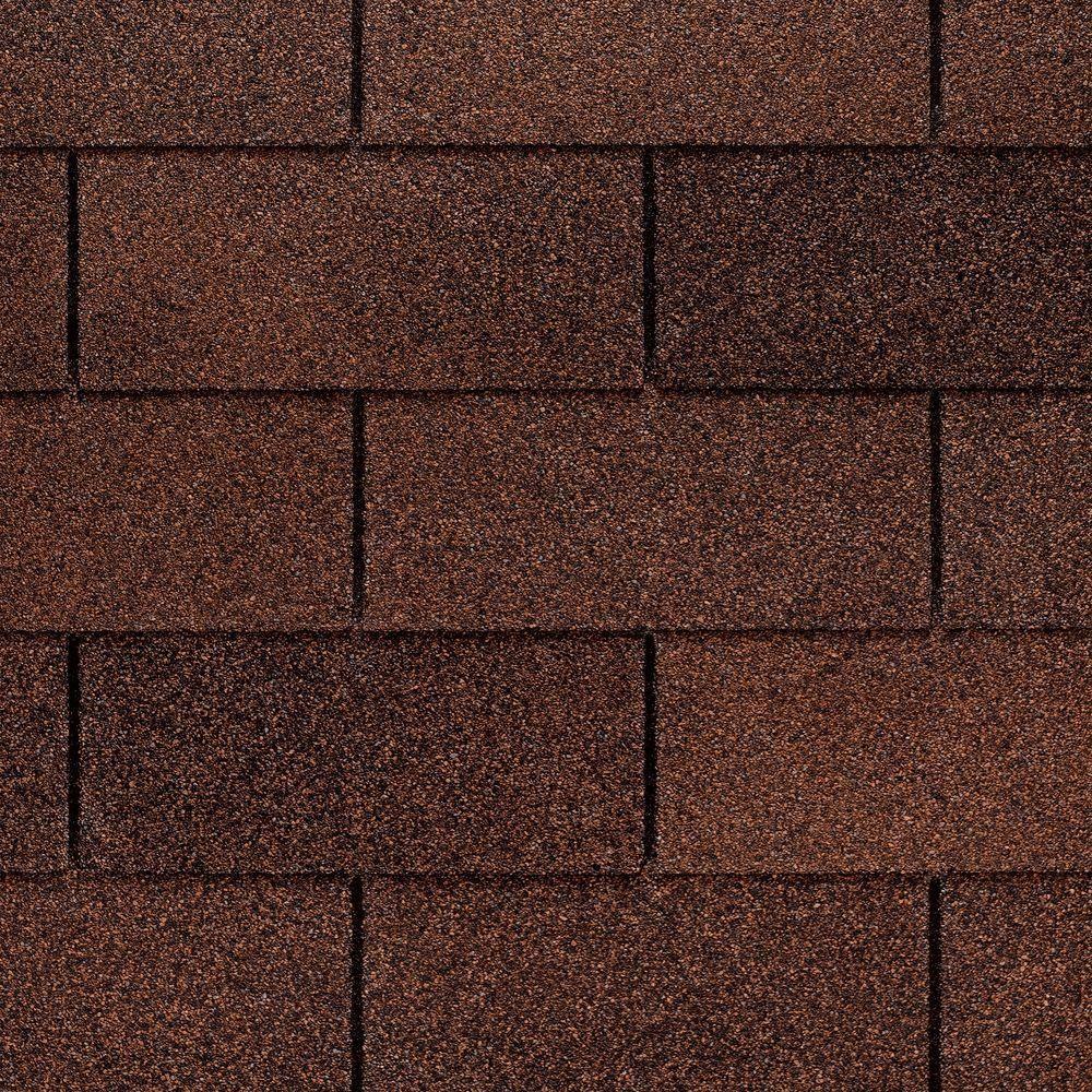 Best Gaf Marquis Weathermax Autumn Brown 3 Tab Shingles 33 3 400 x 300