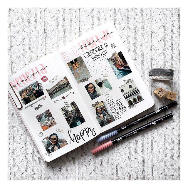 Scrapbook journal, Bullet journal travel, Memory journal ...