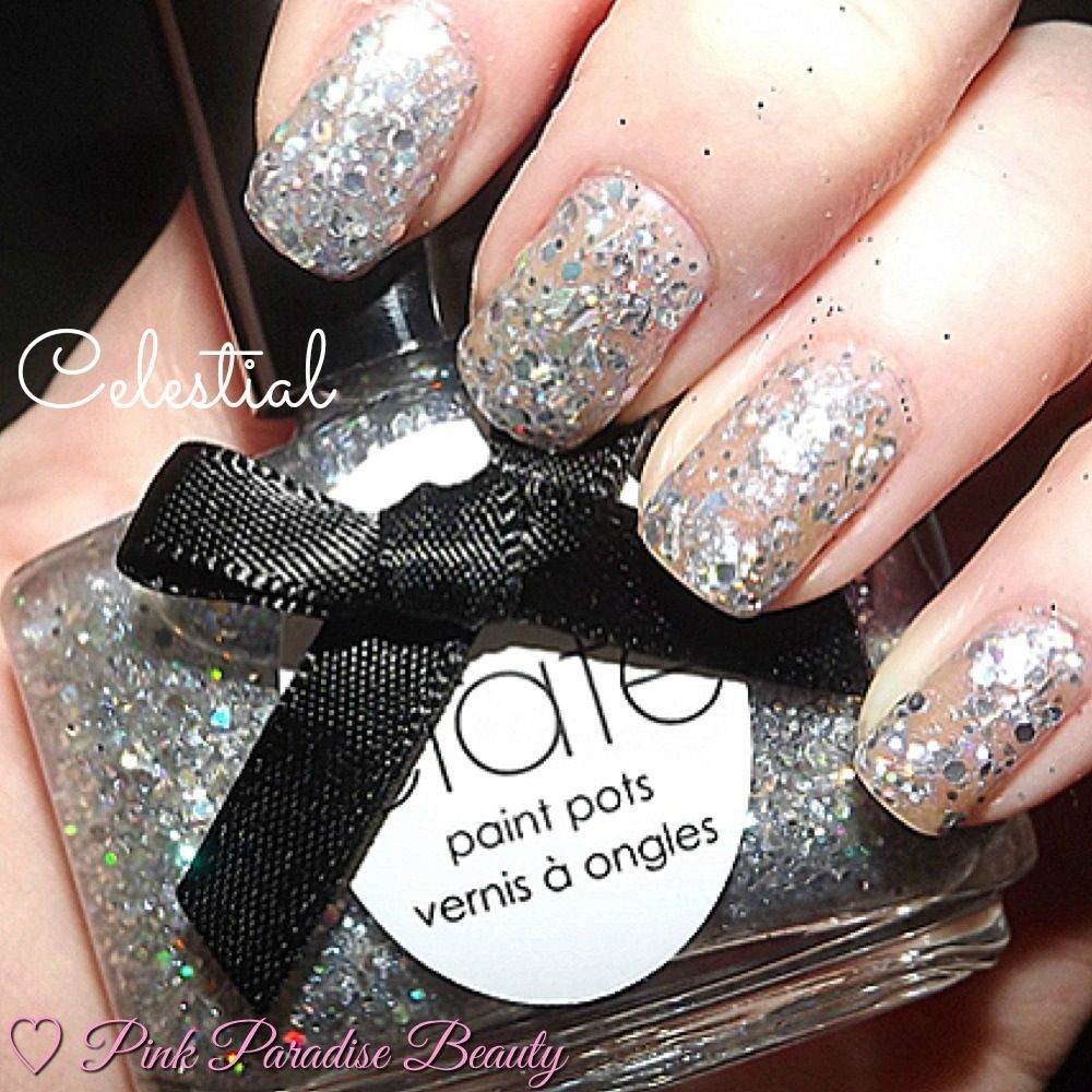 Ciate Nail Polish Collection Christmas: Day 24 Of The Ciate #minimanimanor Nail Polish In