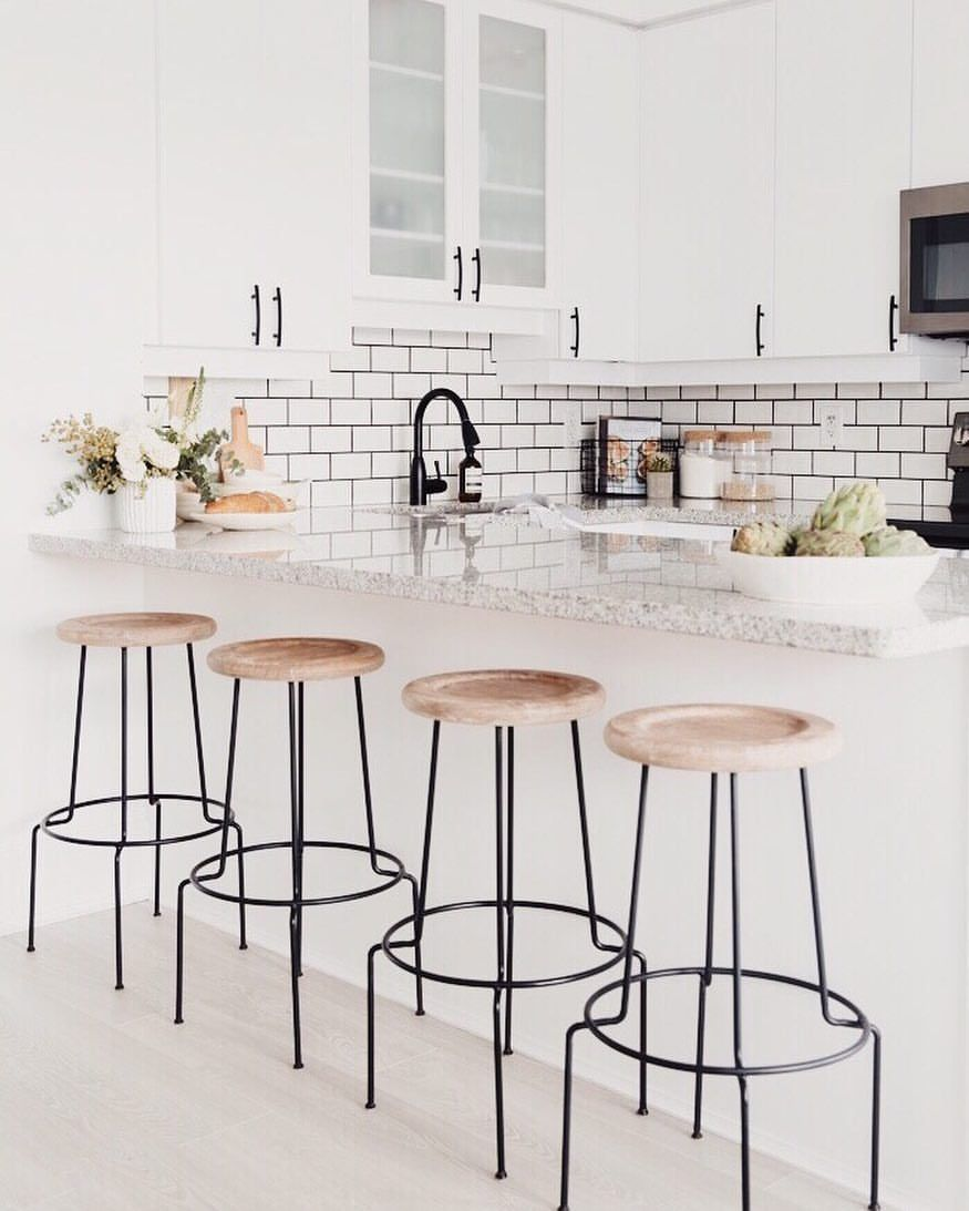 Pin by Mary Alice Adair on dream house | Pinterest | Bar stool ...