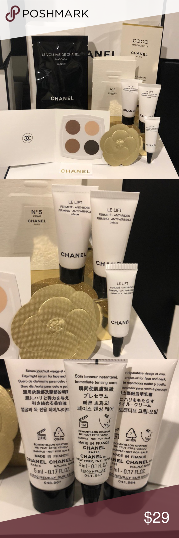 Chanel Makeup & Skincare Set🌺 NWT Chanel makeup, Chanel