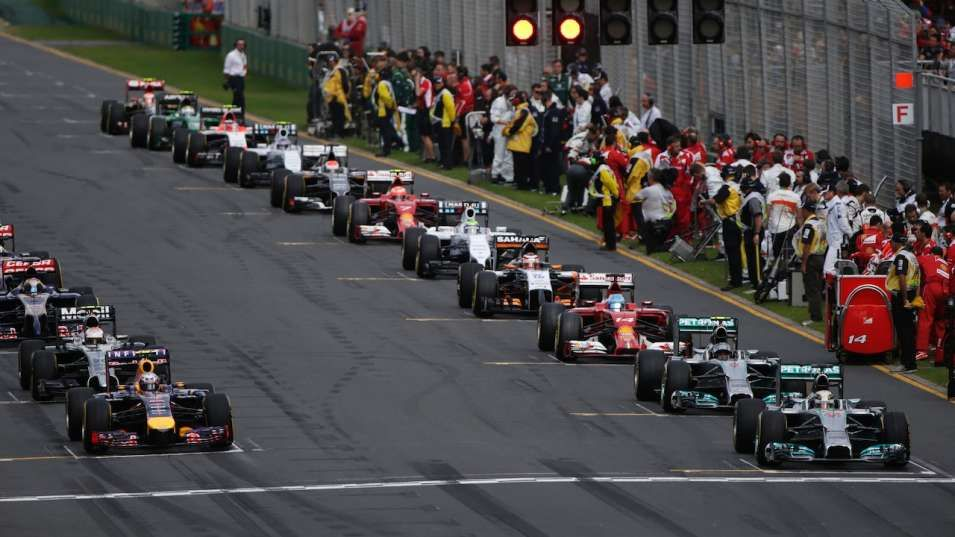 Provisional 2015 F1 calendar revealed, features 20 races | FOX Sports