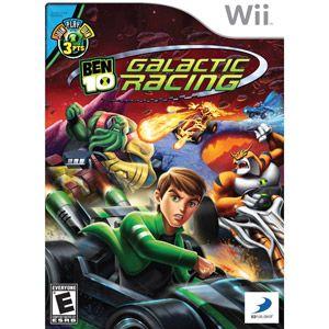 Ben 10 Galactic Racing Nintendo Wii Walmart Com Ben 10 Wii Latest Video Games