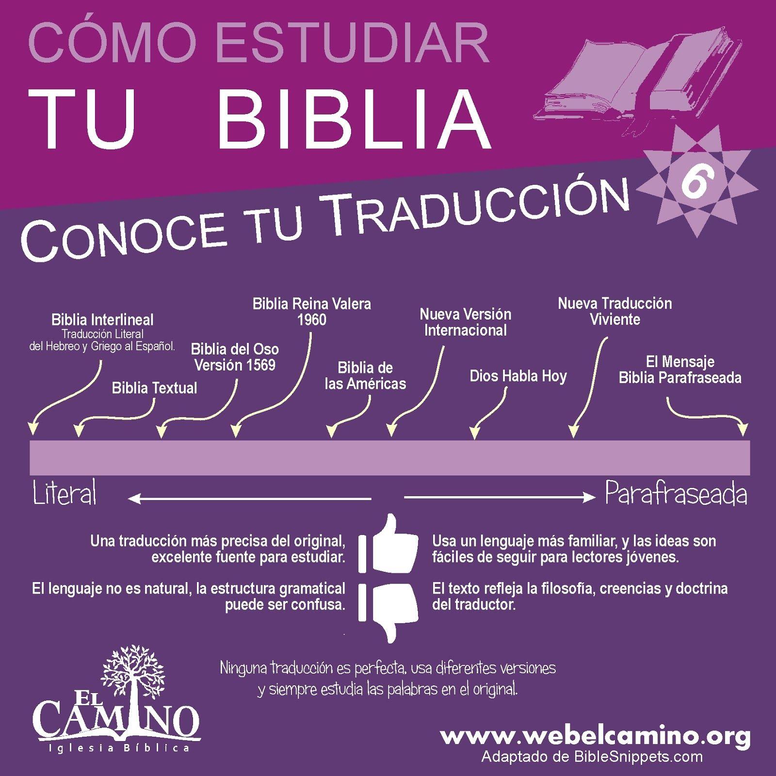 Hijos De Abraham Cómo Estudiar La Biblia En 7 Sencillos