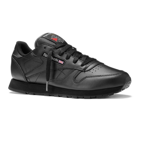 11d716ff5f6 ... LUX HORWEEN (NATURAL Zapatillas Reebok Classic leather Black black ...