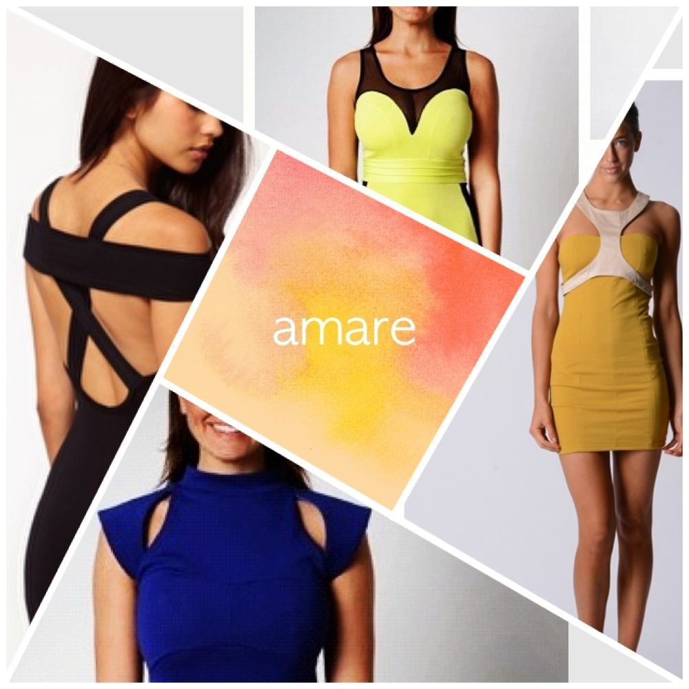 Your fashion fix us at amare... Follow us on instagram @amare_boutique ✌