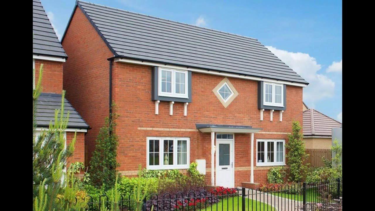 Pin On Barratt Homes Shropshire Showhomes