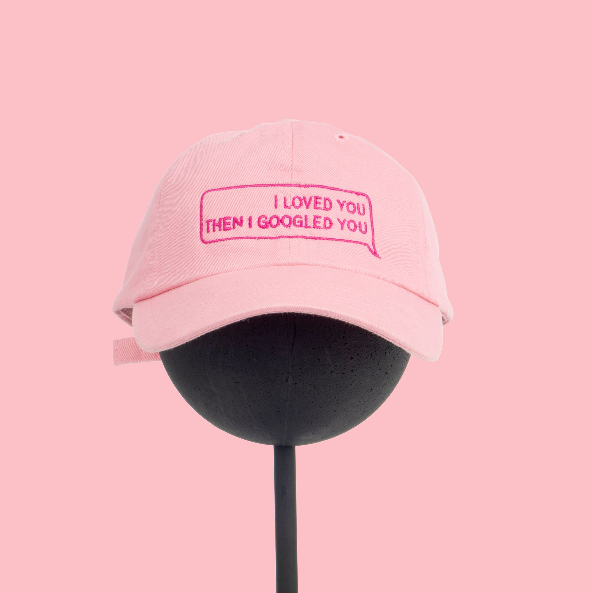 Loved You Googled You Get Some New Hats For Summer Like Our Googled You Hat In Pink And Other Colors Designed And Made Insta Fashion Fashion The Beverly