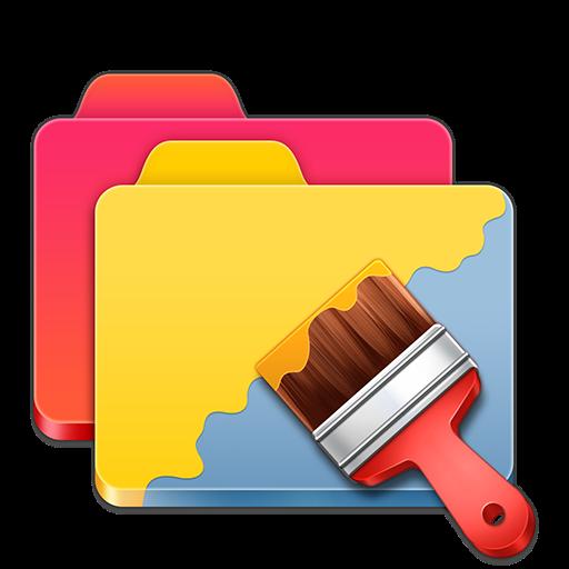 Folder Designer•• customize Folders on your Mac • pre