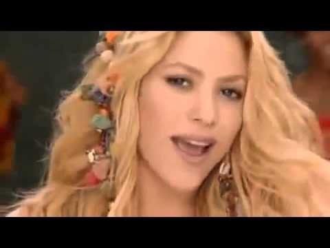 Shakira Waka Waka Official Music Video World Cup 2010 Shakira Shakira Hips Time For Africa