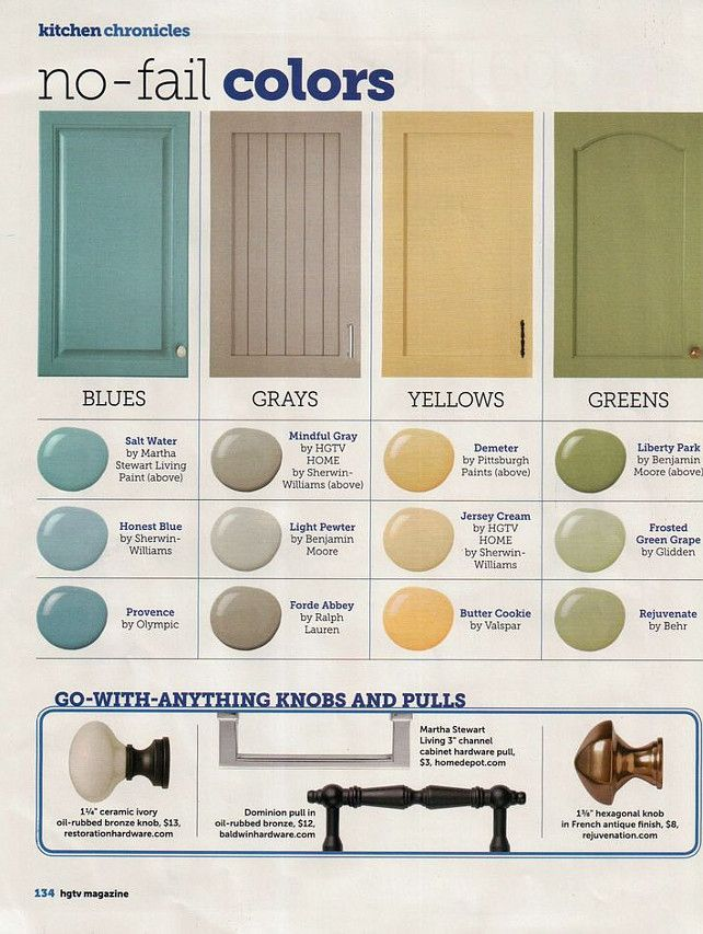 paint color scheme ideas